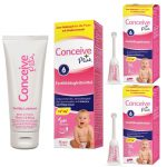 Conceive Plus Fertility Schmiermittel TTC Bundle Lube + 16Applikatoren